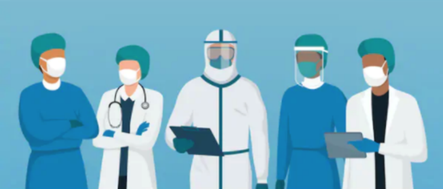 Cleanspark Thanks The Healthcare Workers On The Front Line Of The Covid-19 Epidemic.